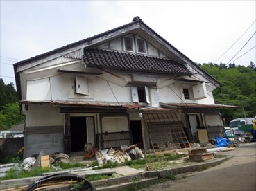 Former Shino family house Doso