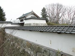 Hanamaki Castle West Gate