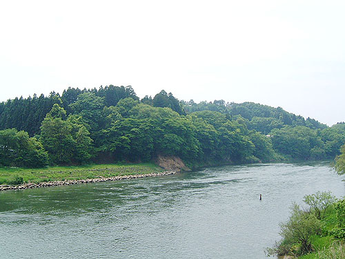 I hope from Kitakami River
