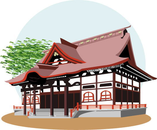 Fukusen Temple (Tono City)